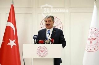 터키에서 첫 코로나19 확진자 발생!